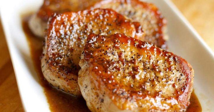 4 ingrédients et du bon porc frais du Québec... C'est tout ce dont vous avez besoin pour vous régaler ce soir!