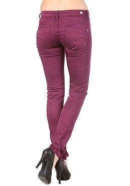 G-STAR Womens New Radar Skinny Pant black currant