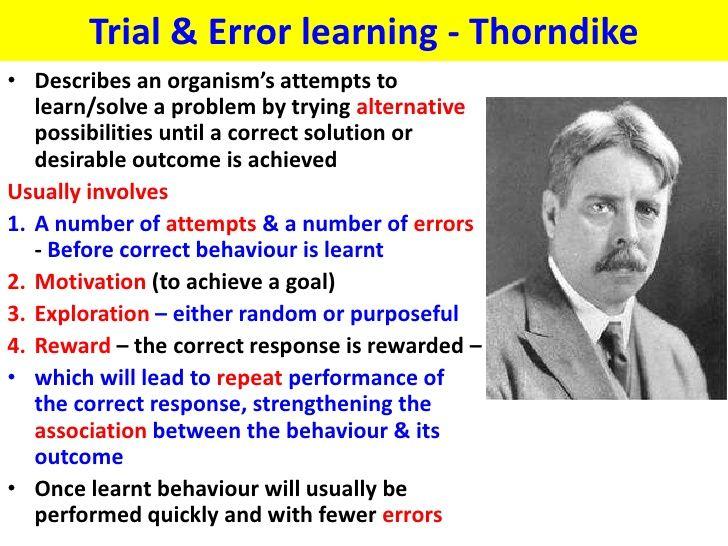 edward thorndike and education - Google Search