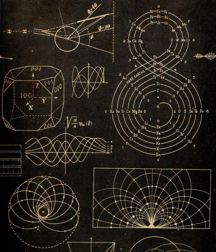 the atom / Sacred Geometry