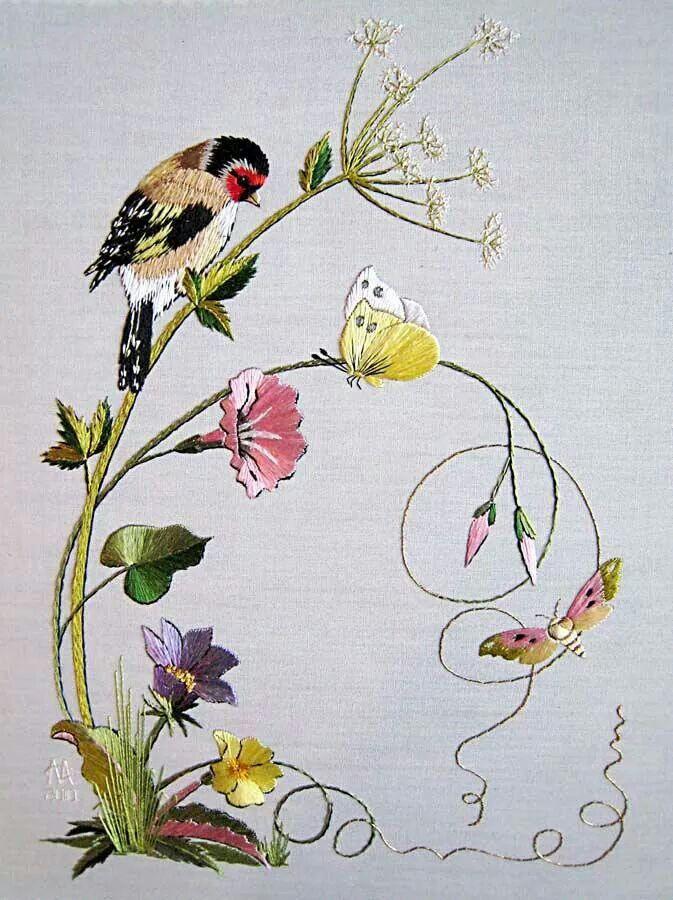 Silk --Spring