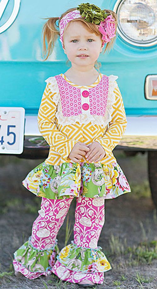 Giggle Moon Glory Shines Girls Boutique Outfit PREORDER $68.00