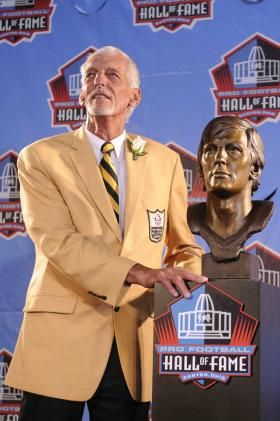 Ray Guy. The man who Hang Time was originally associated with. NFL Hall of Fame.