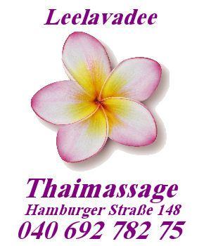 Massage für Frauen in Hamburg. Leelavadee Thaimassage Hamburg bietet Aroma Ölmassage mit Lavendelöl an. Günstige Aroma Ölmassage nur 39,00 Euro! 040 692 782 75