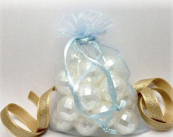 Organza Bags, favor, gift bags, diy ideas, wedding gift bags ...