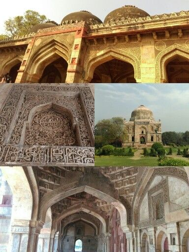 Tombs and Mosques of Lodi Dynasty, Lodhi Garden, New Delhi