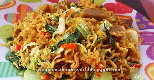 Resep Mie Goreng Enak Bumbu Sederhana Dengan Rasa Spesial Resep Masakan Indonesia Makanan Dan Minuman Masakan Indonesia