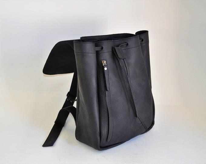 Mochila de cuero, mochila mujer, mochila escolar, bolso, morral del ordenador portátil, regalo para ella, regalos de Navidad, bolso de cuero de las señoras
