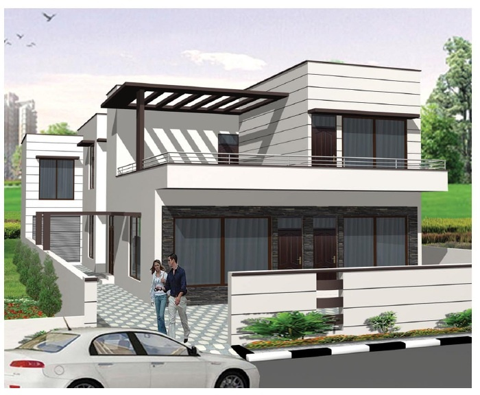 fe 4 house exterior designhouse - Latest Houses Design