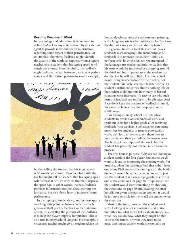 Educational Leadership - April 2016 - Page 12-13