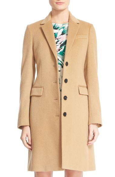 Burberry Sidlesham Wool & Cashmere Coat available at #Nordstrom