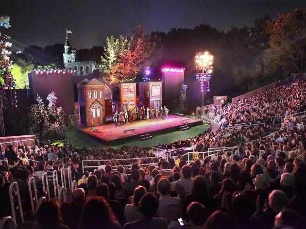 Complete guide to Shakespeare in the Park in NYC