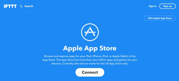 IFTTT now connects to the iOS Calendar app and App Store