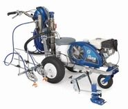 GCA Line Marker  WAGNER         GRACO          TITAN For all your Sales, Service and Spare Parts Requrements Contact GCA Ph: 07 3888 0866 sales@gcaonline.com.au  Graco 250SPS by GCA Line Marker