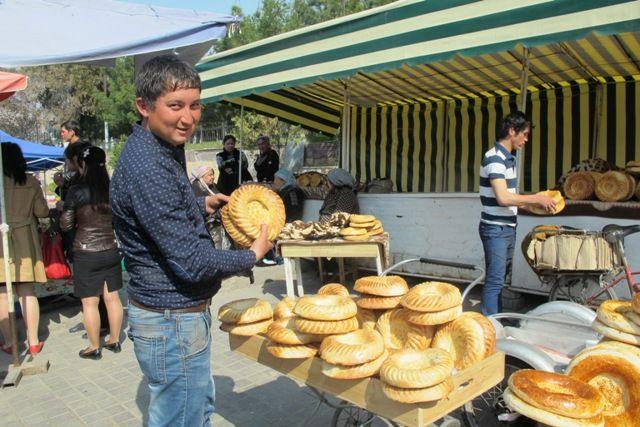 Uzbekistan, programma giornaliero