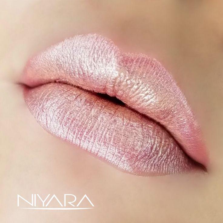 "Classy girls wear pearls Products used: @niyaracosmetics lip scrub ""Charcoalatte"" @clinique ""Bubblegum pop"" sheer lip color @benefitcosmetics ""Watts up"" highlighter  Photo Credit: @colinkorbelas Mua/model: @niyara3 • • • #niyaracosmetics #lipcare #lipscrub #lipbalm #handmadecosmetics #instagood #instadaily #juicylips #activatedchacoal #nyxcosmetics #toofacedcosmetics #benefitcosmetics #clinique #lipart #photooftheday"
