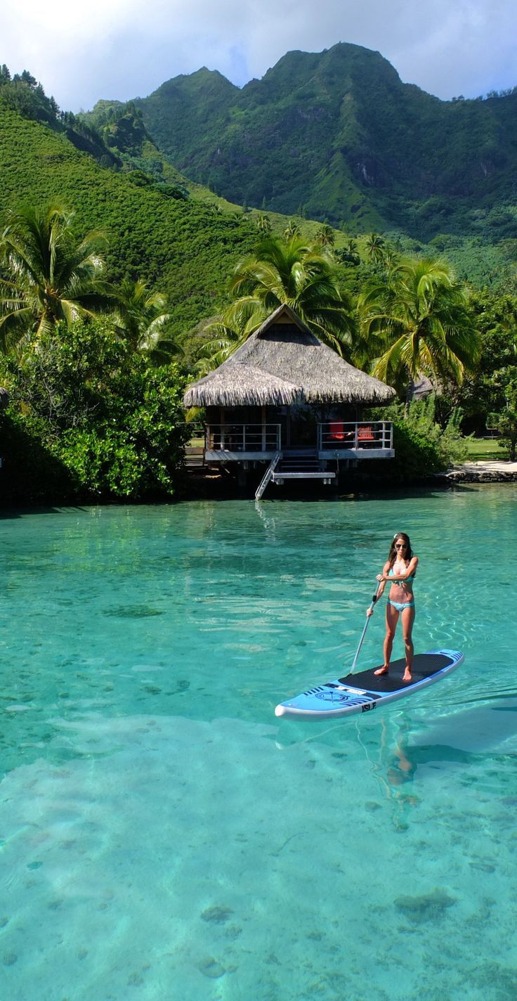 Moorea, French Polynesia https://www.uksportsoutdoors.com/product/inflatable-stand-up-paddle-board/