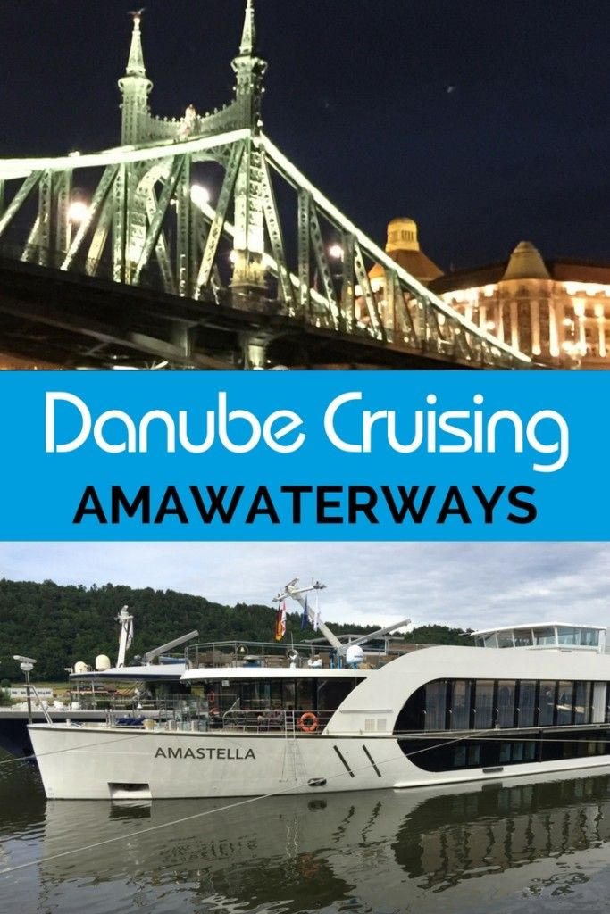 AmaWaterways, the luxury European river cruise company, knows how to pamper guests. With comfy staterooms, attentive (but fun-loving) staff and delectable dining, this is the way to see central Europe!
