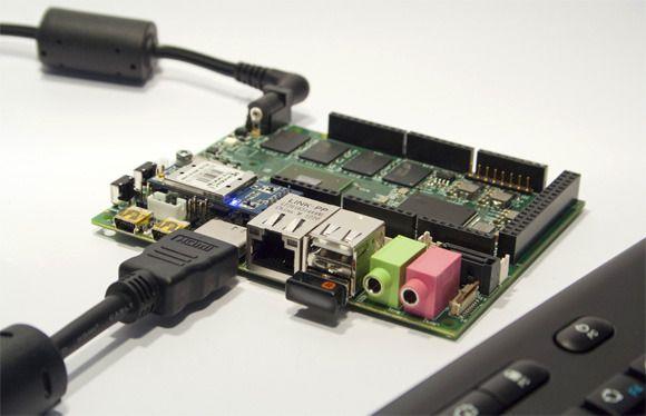 Udoo, el mini-ordenador completo con Linux, Arduino y Android ideal para programadores