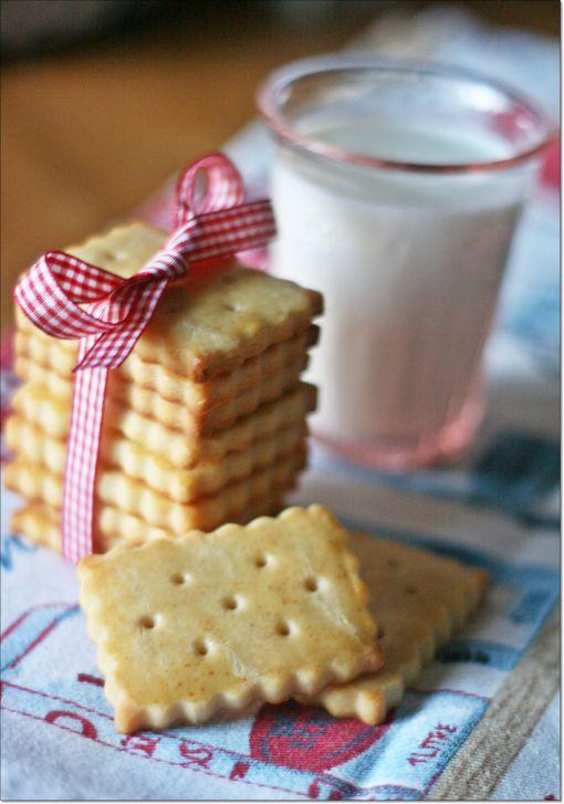 Condensed milk cookies - Biscotti latte condensato