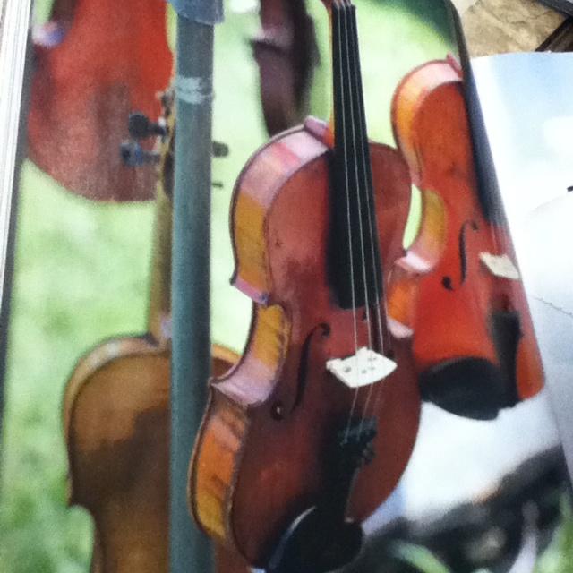 .: Violin Violon Violino