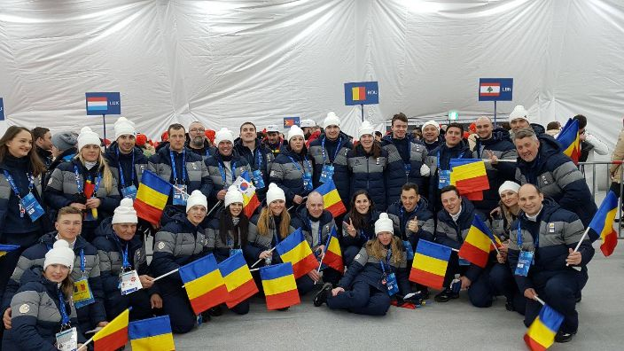 2018 Winter Olympics Closing Ceremony: Results of the Romanian Delegation  - News in English -    Radio România Actualităţi Online