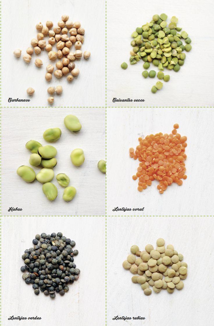 ¿Sabes cuáles son las mejores fuentes de proteínas vegetales?
