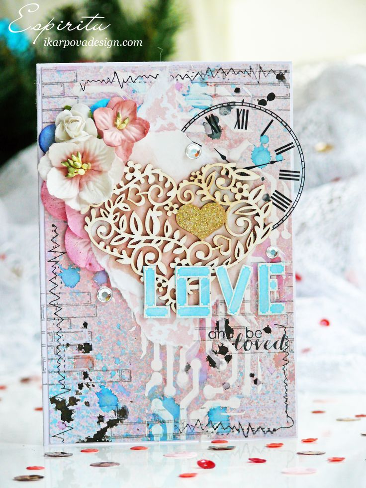 Love and be loved... http://www.ikarpovadesign.com
