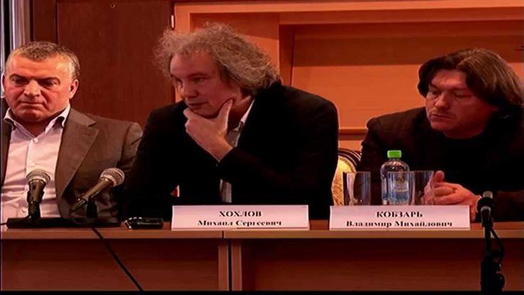 Пресс-конференция «Возвращение Гнесинки».   Прямой эфир: 29 сент. 2014 г.  Вопрос-ответ.