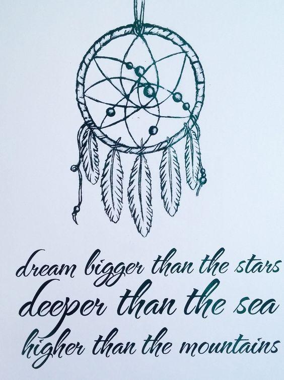 Dream Catchers With Quotes 40 best Dream Catcher Quotes images on Pinterest Dream catcher 7