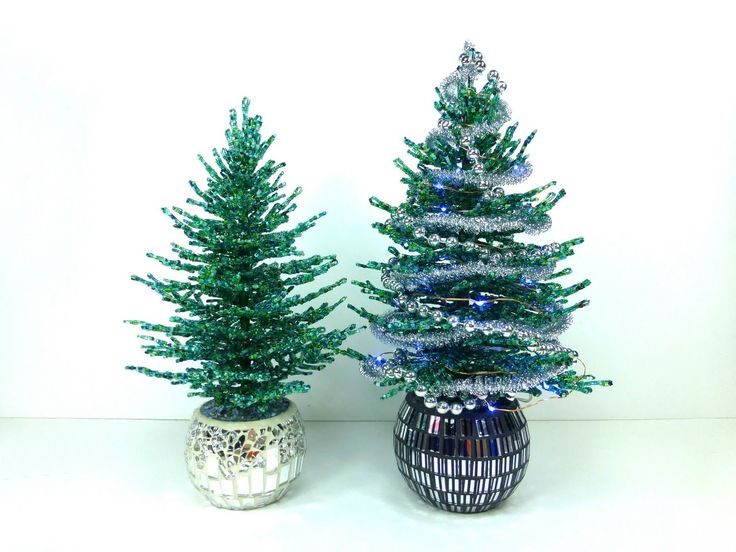 Голубая ель. Урок 1 - Материалы и инструменты. Blue spruce. Lesson 1 - Tools & supplies