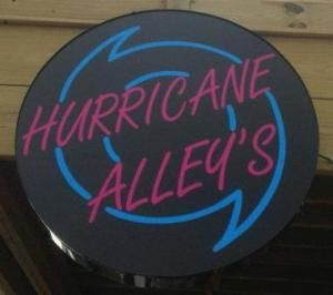Hurricane Alley's I Ocean Front Bar & Grill I Located in #CarolinaBeach