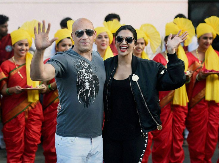 Watch video Vin diesels visit in India says WOW!!!All that you need to know about Vin Diesel s India schedule