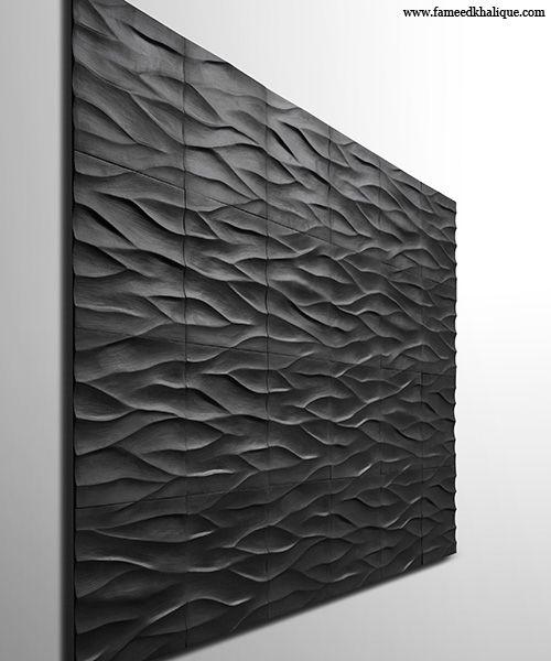 Stone and Marble, Installations, GB  Boreal Dark Grey Wall