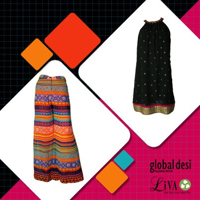 Give tradition a modern twist. Visit the GLOBAL DESI store at #ForumMallKolkata for more collection.