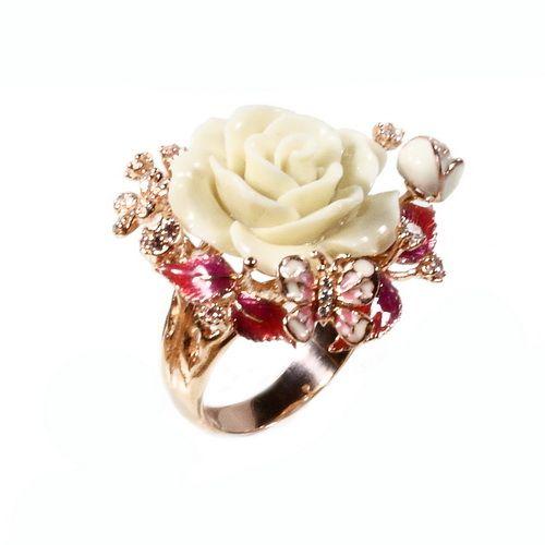 Style-Avenue - Jewellery Garden - Ювелирный сад : Кольцо (RGA014-3)