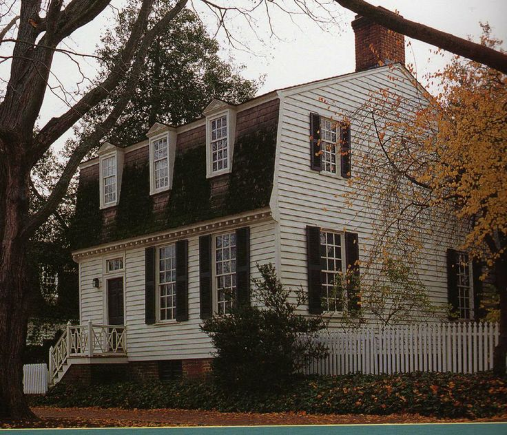 The William Lightfoot house was constructed before 1782 in