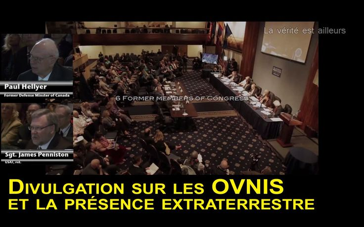 La divulgation sur les OVNIS et la présence extraterrestre a déjà commencé !