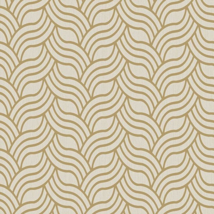 "York Wallcoverings Dazzling Dimensions Interlocking Geo 33' x 21"" Wallpaper Roll 