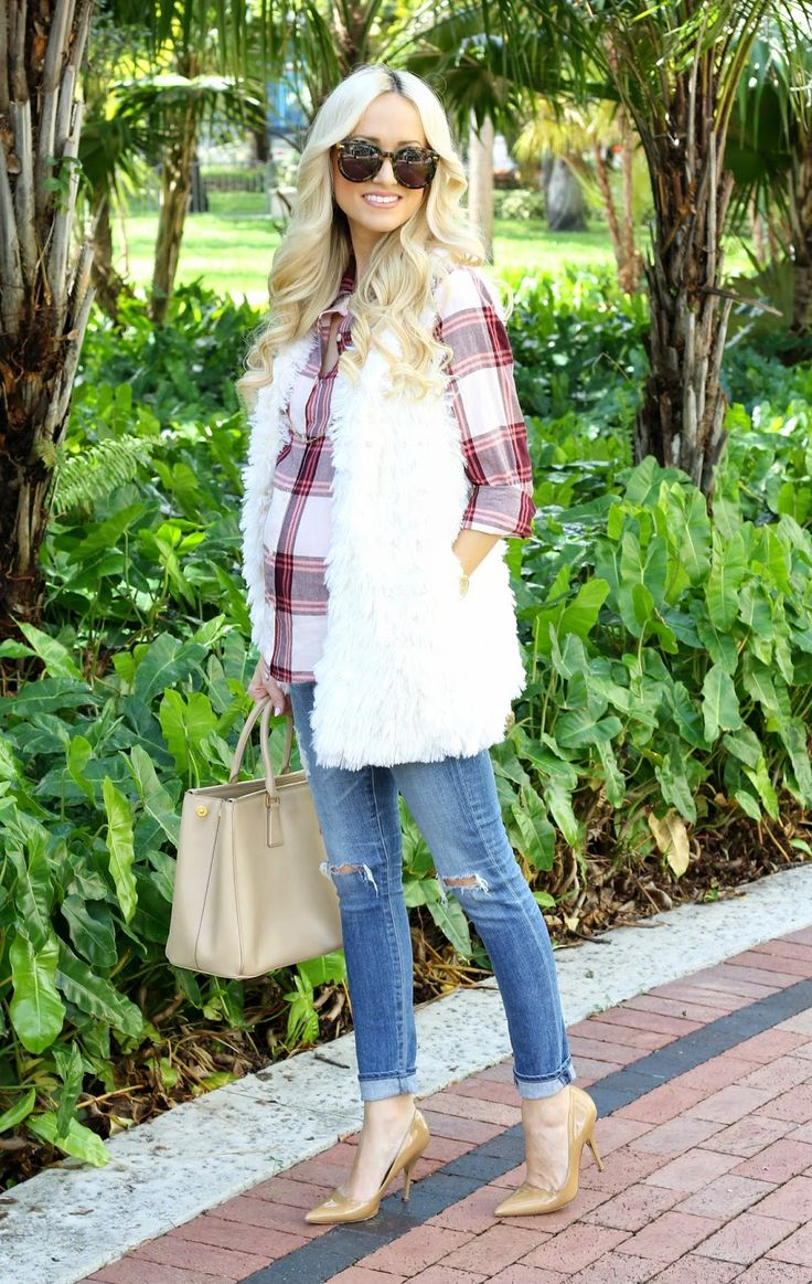 A Spoonful of Style - Maternity Style