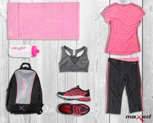 Ladies fitness.