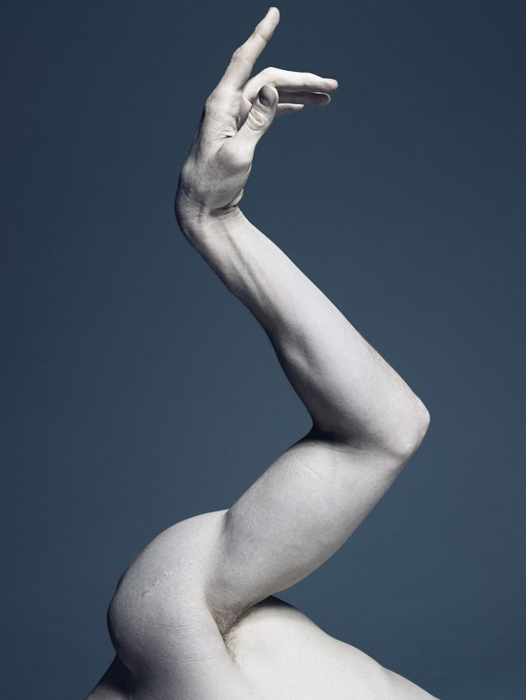 Ballet Dancers' Strength And Sacrifice Captured In Stunning Photo Series 'What Lies Beneath'
