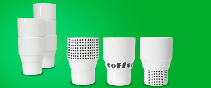 Special decoration on Figgjo Felt mug