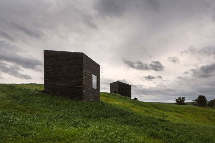 CABIN DUO by Cheshire Architects #architecture