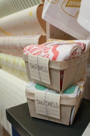 design | product | packaging | NSS //  Oh So Beautiful Paper: National Stationery Show 2013, Part 3 - by Belle & Union