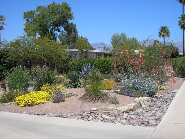 1000 images about corner lot landscaping ideas on for Large lot landscaping ideas