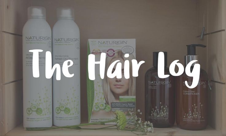 Visit our natural beauty and hair blog 'The Hair Log' at www.naturigin.com <3