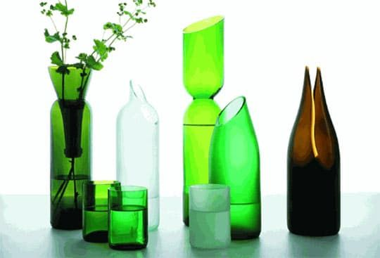 Roundup: Ways To Reuse Glass Bottles