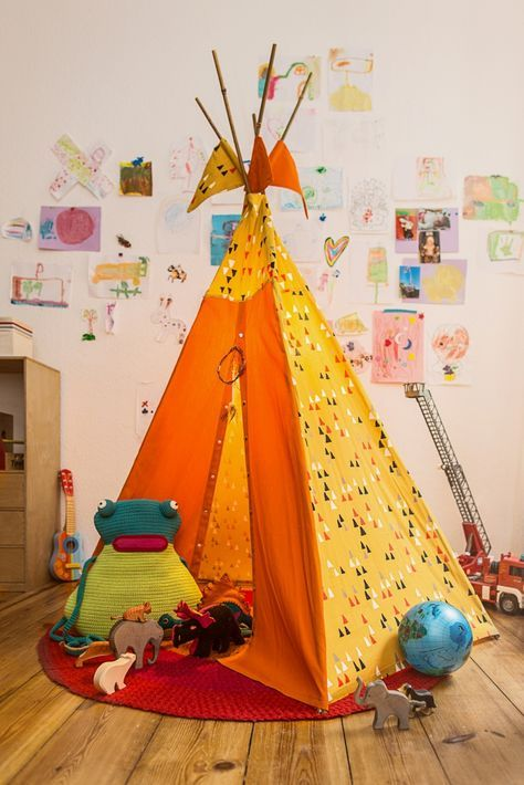 kostenlose anleitung kinder tipi initiative handarbeit n hen pinterest kinder tipi. Black Bedroom Furniture Sets. Home Design Ideas