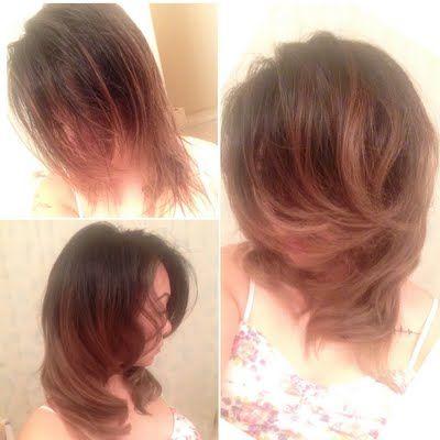 @MarjonelleM sports moisture-rich WAVES using Beauty.brands gift! dry hair #MyGreatHairDay